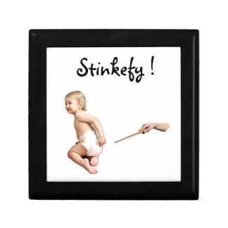 Baby Stinkefy!-gift box