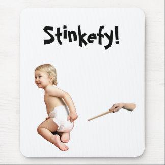 Baby Stinkefy!-mousepad Mouse Pad