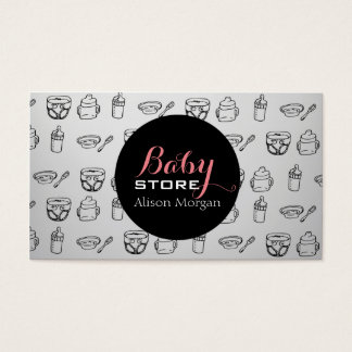 Baby Store Business Card