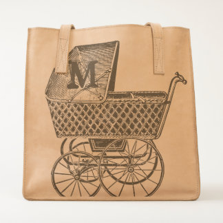 Baby Stroller & a Monogram Tote