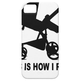 Baby Stroller - This is How I Roll Tees png iPhone 5/5S Cases