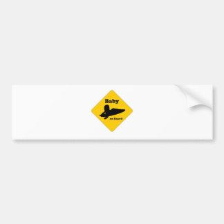 Baby Stuff Car Bumper Sticker