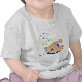 Baby Sucking Toe T-shirt