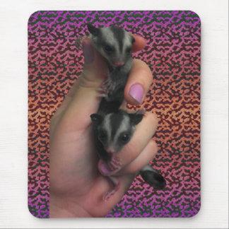 Baby Sugar Glider Mousepad