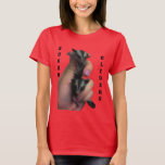 Baby Sugar Gliders with Text Shirt