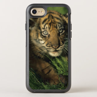 Baby Sumatran Tiger OtterBox Symmetry iPhone 7 Case