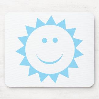 Baby Sunshine Boy Mouse Pad