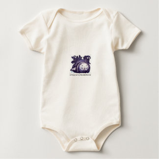 Baby T / Antarctic Beauty Contest Baby Bodysuit