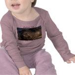 Baby T / Elephant Seal Sleeping T-shirt