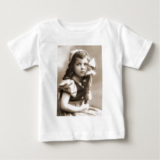 Baby T - Girl & Doll Baby T-Shirt