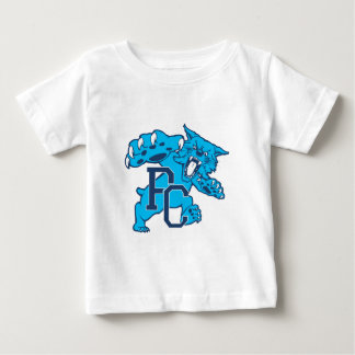 Baby T - Pendleton County Wildcats Baby T-Shirt