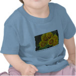 Baby T / Prickly Pear Cactus Blooms T-shirts
