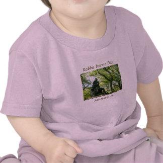 Baby T / Robbie Burns Day T-shirts