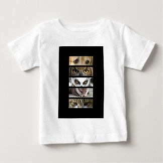 Baby T-Shirt - Animals Eyes