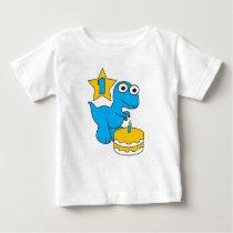 Baby T-Shirt - Birthday 1