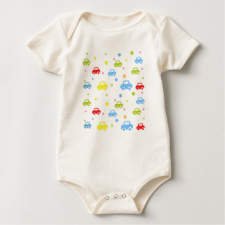 baby T-Shirt- car picture Baby Bodysuit