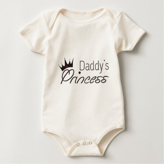 Baby T-shirt-Daddys-Princess.png Baby Bodysuit
