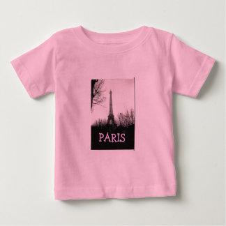 Baby T-Shirt/Eiffel Tower Baby T-Shirt