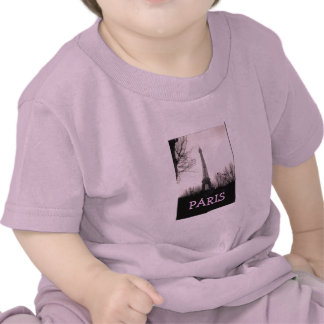 Baby T-Shirt/Eiffel Tower