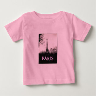 Baby T-Shirt/Eiffel Tower Shirt
