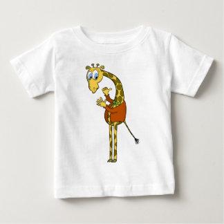 """baby t-shirt """"girafe"""""""