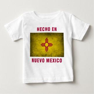 Baby T-Shirt - Hecho en Nuevo Mexico Flag
