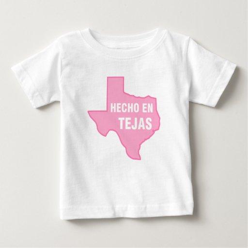 Baby T-Shirt - Hecho en Tejas