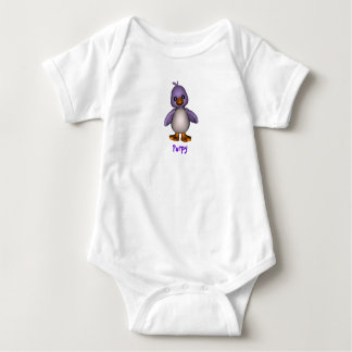 Baby T-Shirt Infant Creeper Purpy