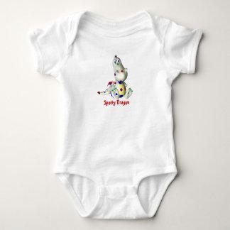 Baby T-Shirt Infant Creeper Spotty Dragon