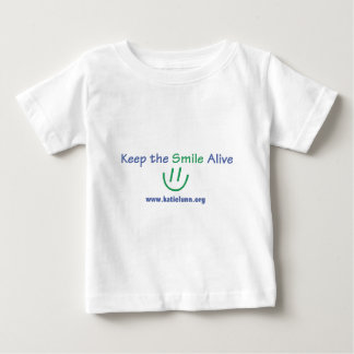 Baby T-Shirt - Keep the Smile Alive