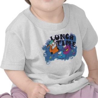 Baby T-Shirt mit Piranha Motiv Lunch Time