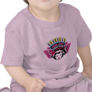 Baby T shirt pink