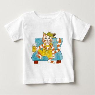 "Baby T-shirt ""there gschdingade Koda """