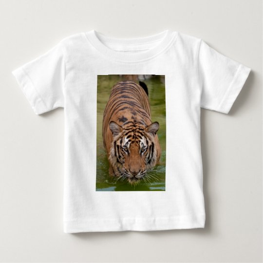 Baby T-Shirt with Thailand Tiger on Front