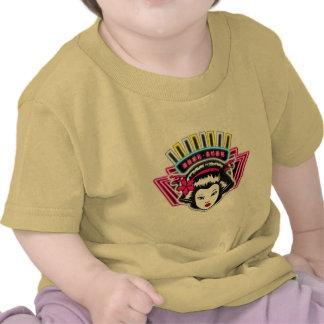 Baby T shirt yellow