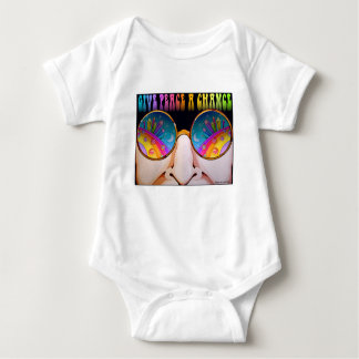 BABY T-SHIRTS & CREEPERS - SHADES OF THE SIXTIES