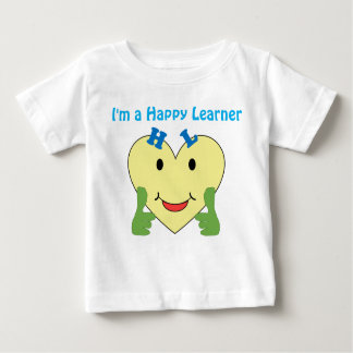 Baby T-shirts for a Happy Learner