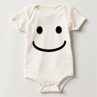 BABY T SHIRTS SMILEY FACE T SHIRT