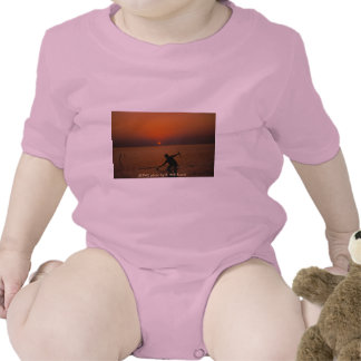 Baby T / Sunset Fishing Tee Shirt