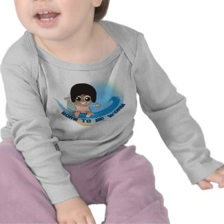 Baby T - Worn Baby shirt
