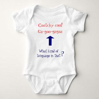 Baby Talk? Baby Bodysuit