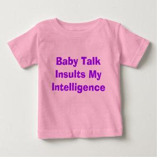 Baby Talk Infant T-shirt
