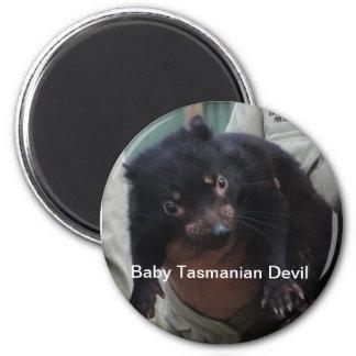 Baby Tasmanian Devil Magnet