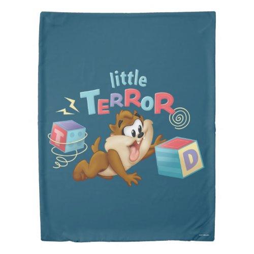 Baby Taz   Little Terror Duvet Cover