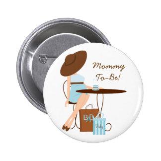 Baby Tea Pin