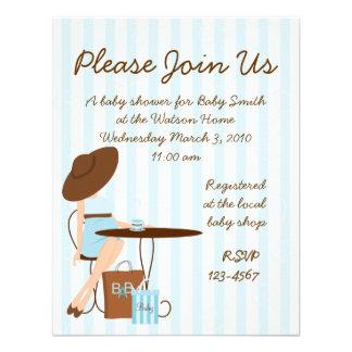 Baby Tea Custom Invitations