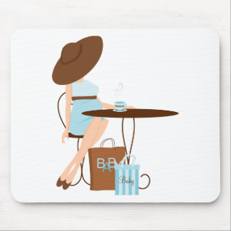 Baby Tea Mouse Pad