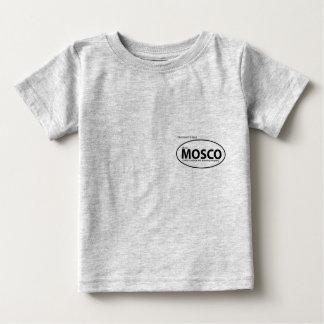 baby  team mosco design t-shirts