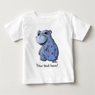 Baby Tee - Haley Hippo