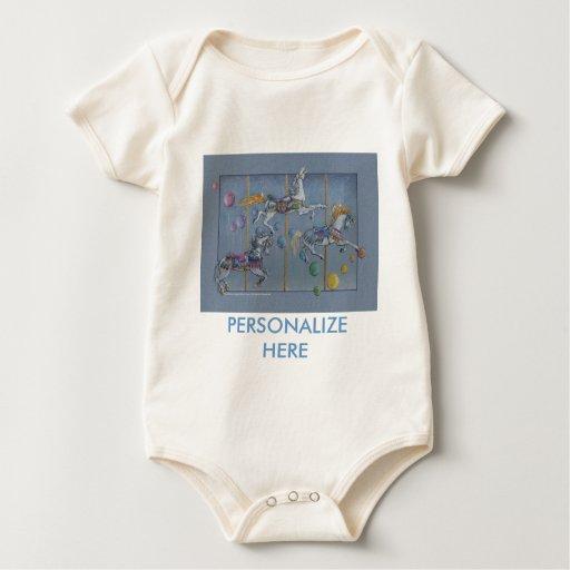 Baby Tees & Apparel - Carousel Opus One